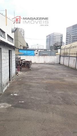 comercial para aluguel, 0 dormitórios, jurubatuba - são paulo - 2105
