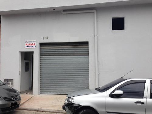 comercial para aluguel, 0 dormitórios, moinho velho - são paulo - 6808
