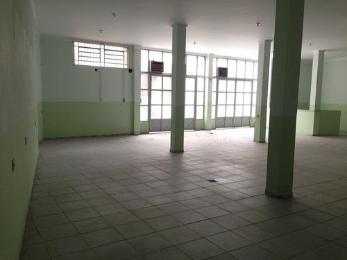 comercial para aluguel, 0 dormitórios, pirituba - são paulo - 5792