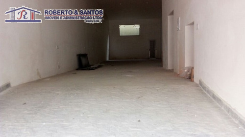 comercial para aluguel, 0 dormitórios, pirituba - são paulo - 9339