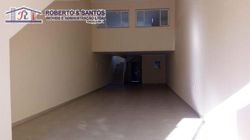 comercial para aluguel, 0 dormitórios, pirituba - são paulo - 9582