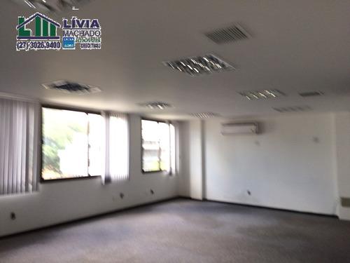 comercial para aluguel, 0 dormitórios, praia do canto - vitória - 1247