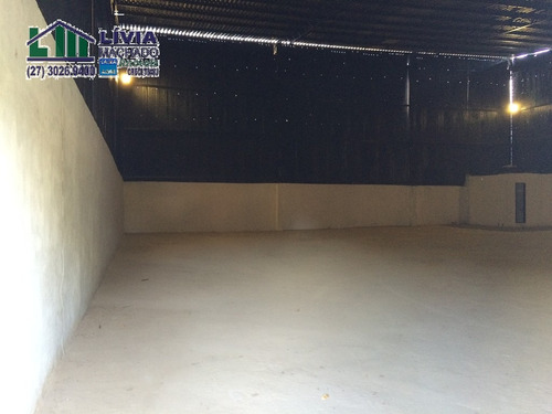 comercial para aluguel, 0 dormitórios, rio branco - cariacica - 1155
