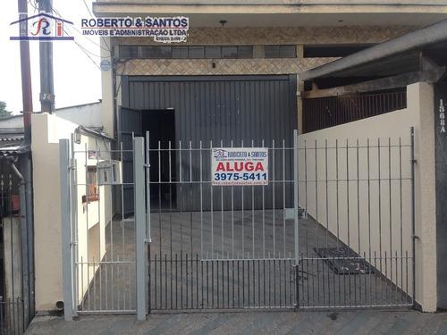 comercial para aluguel, 0 dormitórios, vila bonilha - são paulo - 9158