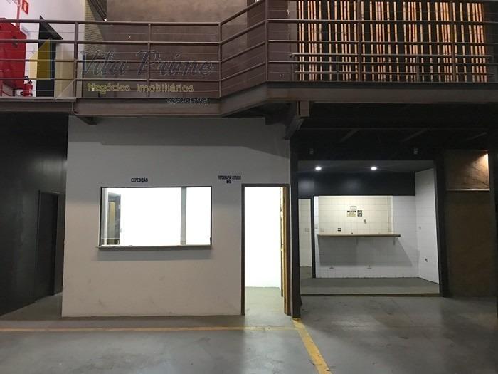 comercial para aluguel, 0 dormitórios, vila leopoldina - são paulo - 3757