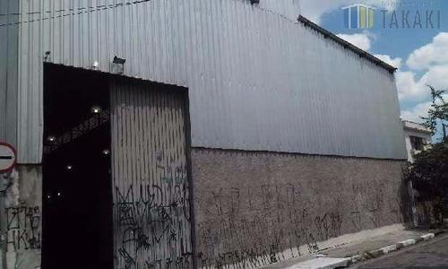 comercial para aluguel, 0 dormitórios, vila moinho velho - são paulo - 3129