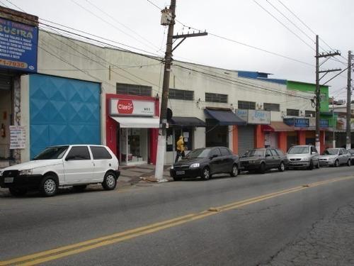 comercial para aluguel, 0 dormitórios, vila nogueira - diadema - 2749