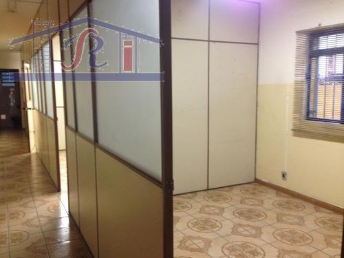 comercial para aluguel, 0 dormitórios, vila pereira barreto - são paulo - 8634