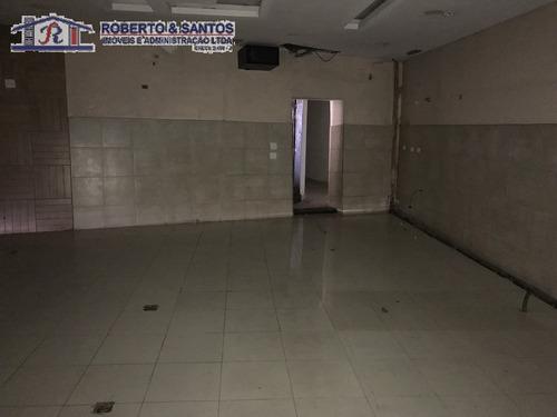 comercial para aluguel, 0 dormitórios, vila picinin - são paulo - 9518
