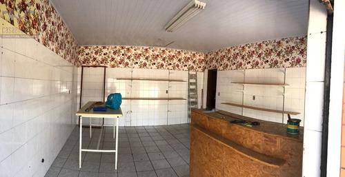 comercial para aluguel, 1 dormitórios, vila das mercês - são