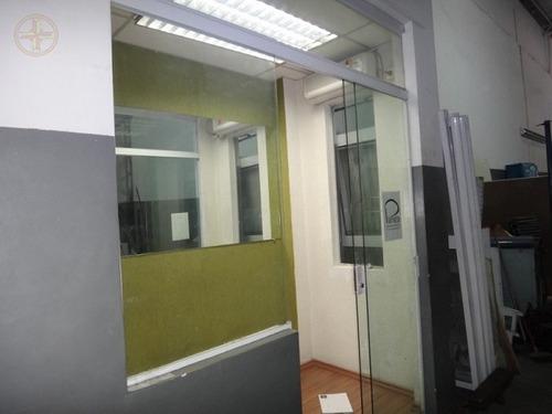 comercial para venda, 0 dormitórios, brás - são paulo - 2595
