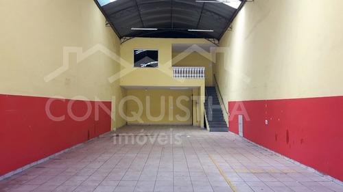 comercial para venda, 0 dormitórios, cipava - osasco - 2834