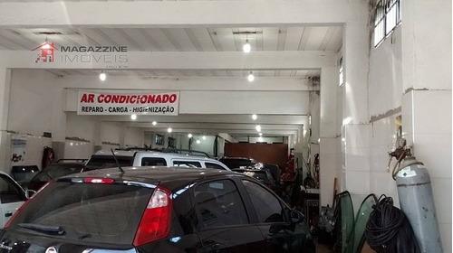 comercial para venda, 0 dormitórios, ipiranga - são paulo - 1431