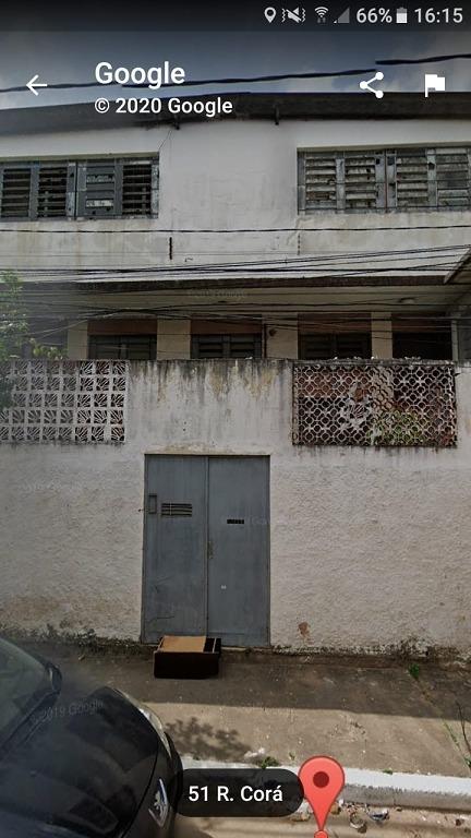 comercial para venda, 0 dormitórios, ipiranga - são paulo - 1581