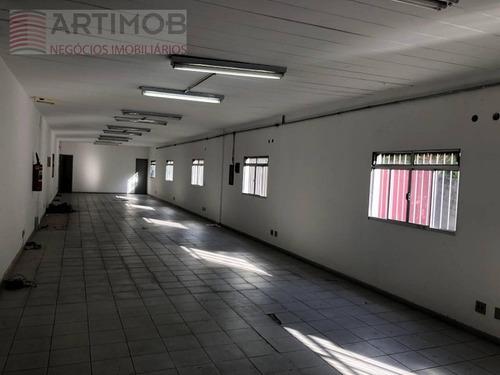 comercial para venda, 0 dormitórios, jardim da glória - cotia - 2834