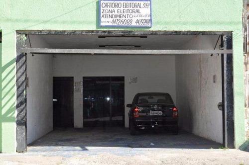 comercial para venda, 0 dormitórios, parque das nações - santo andré - 2697