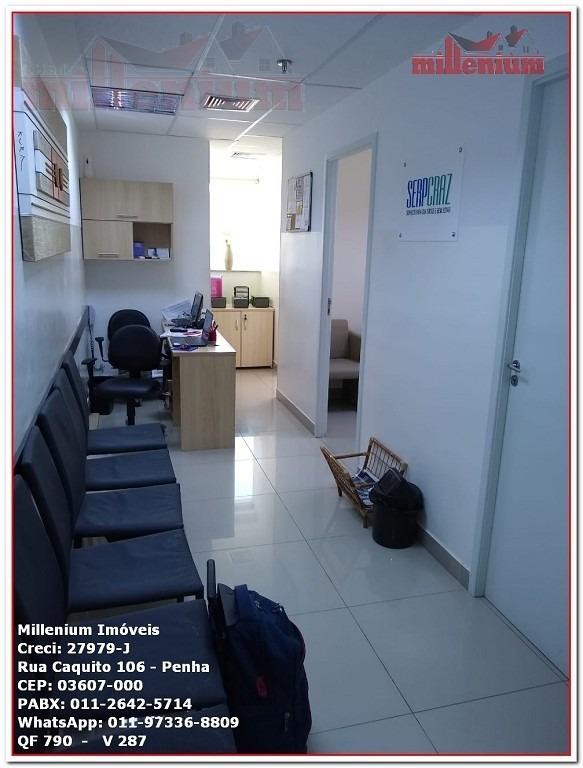 comercial para venda, 0 dormitórios, penha de frança - são paulo - 790