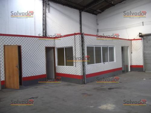 comercial para venda, 0 dormitórios, sacomã - são paulo - 392