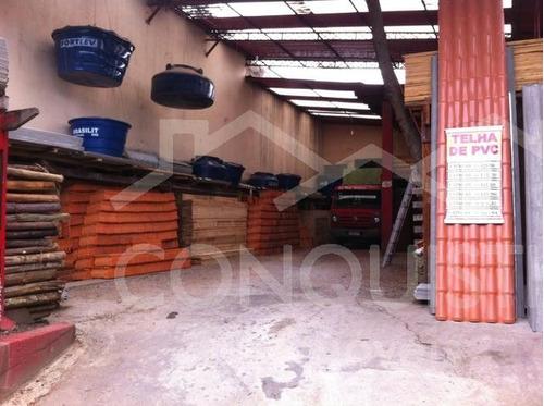 comercial para venda, 0 dormitórios, vila guarará - santo andré - 2193