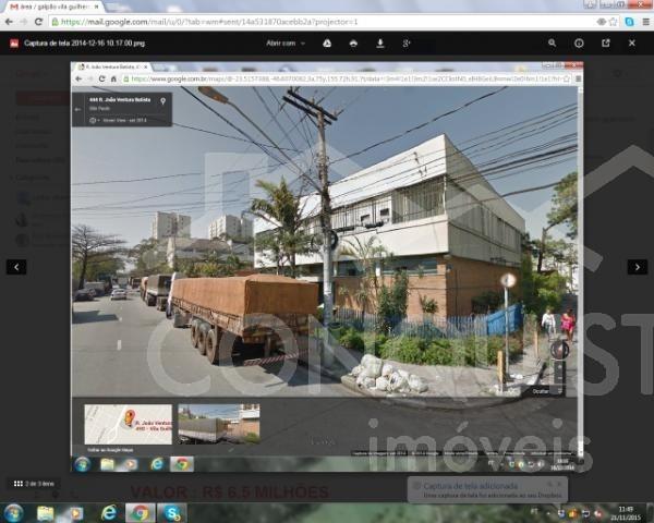 comercial para venda, 0 dormitórios, vila guilherme  - são paulo - 2162