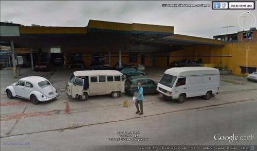 comercial para venda, 0 dormitórios, vila luzita - santo andré - 2879
