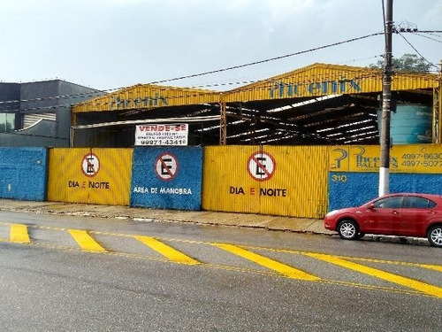 comercial para venda, 0 dormitórios, vila metalúrgica - santo andré - 3750