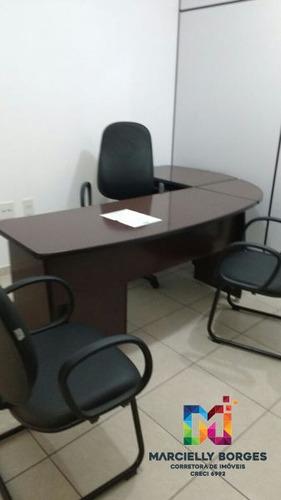 comercial sala no edificio empresarial maruanã - 281696-v