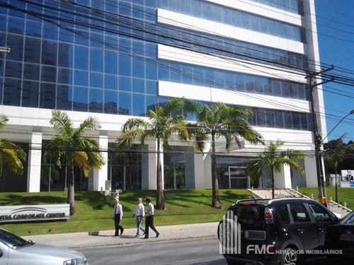 comercial sala no empresarial pontes corporation center - al463-l