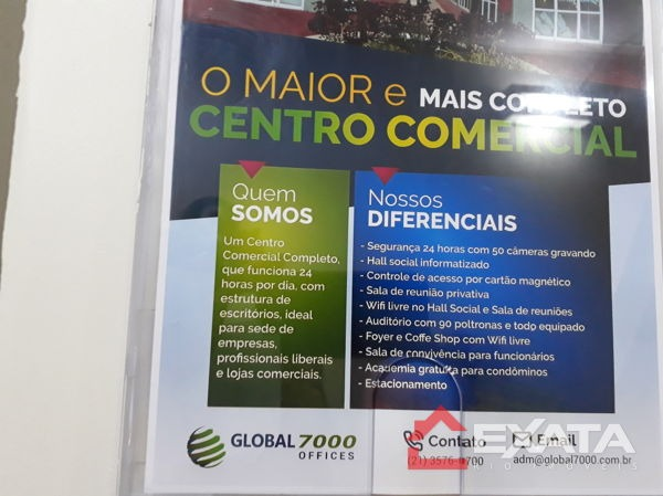 comercial sala no global 7000 offices - 435338-l