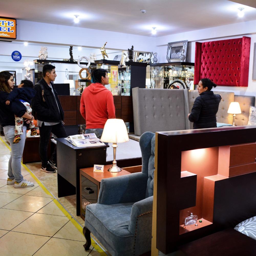 comerciales muebles alquiler