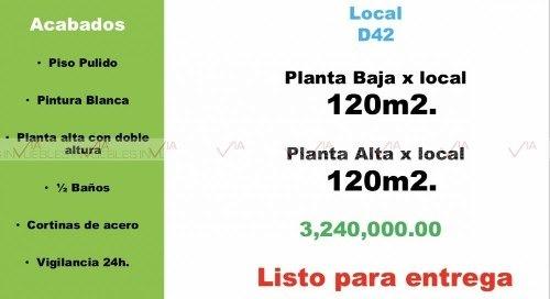 comerciales venta locales