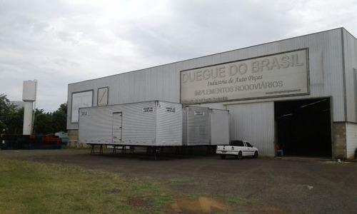 comercial/industrial - ref: 27510002165