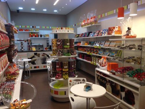 comercio vila sabrina - franquia chocolates brasil
