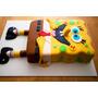 Torta Cupcakes Fiesta Temática De Bob Esponja