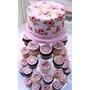 Tortas Y Cupcakes Para Matrimonio