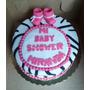 Minitorta Y Cupcakes De Animal Print