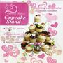 Stand Decorativo Para Exibicion De Cupcakes Eventos Fiestas