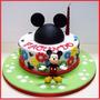 Torta Cupcakes Mickey Cumpleaños Niños Fiestas
