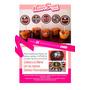 Toppers Comestibles Para Cupcake 24u 4 De Diametro
