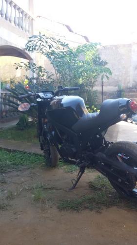 comet gt250 cafe racer/bobber/braty style