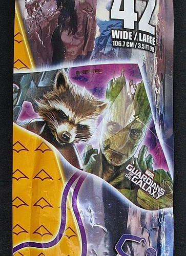 cometa skydelta x-kites: guardianes de la galaxia a volar!