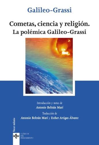 cometas, ciencia y religión(libro )