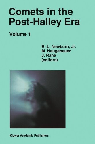 cometas en la era post-halley (biblioteca de astrofísica y