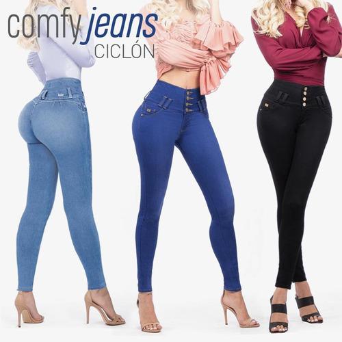 comfy jeans cicl u00f3n cv directo paquete 3 piezas