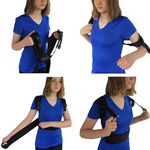 comfymed® corrector de postura abrazadera de soporte para c