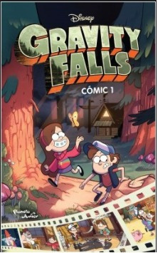 comic 1 gravity falls full color original planeta jr