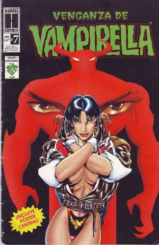 comic 8 vampirella editorial vid español 1996 envío gratis