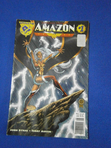 comic amazon #1