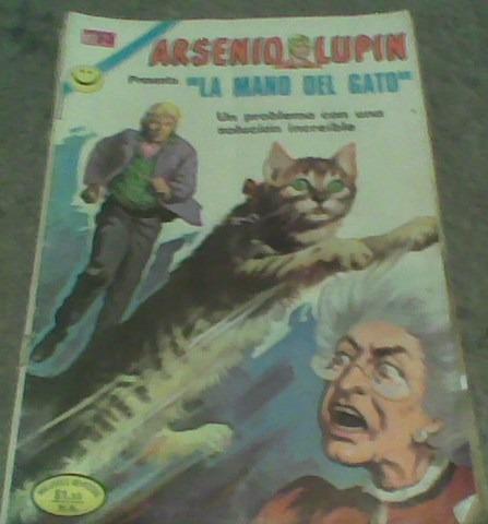 comic arsenio lupin