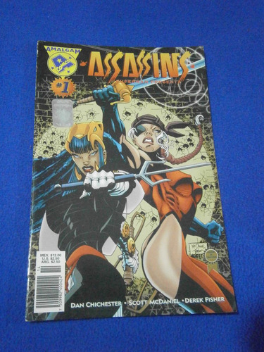 comic assasins #1